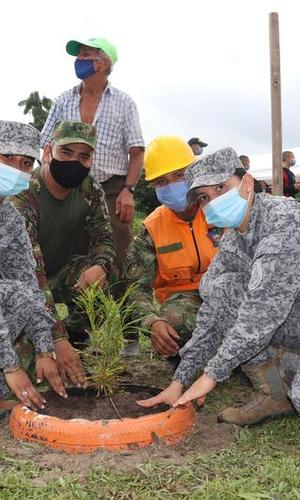 Conmemoración al Día Mundial del Medio Ambiente en el Amazonas