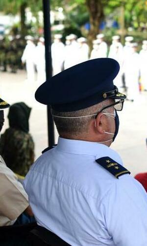Fuerzas Militares y Policía Nacional del Amazonas se unieron para celebrar el hecho histórico que liberó a Colombia