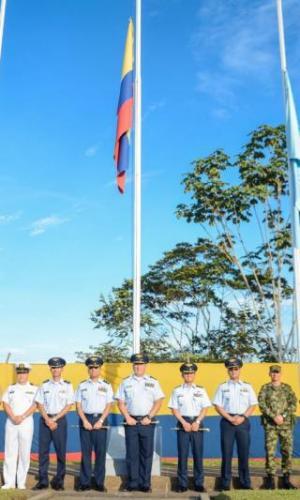 Grupo Aéreo del Amazonas celebra su octavo aniversario al servicio en el extremo sur del país