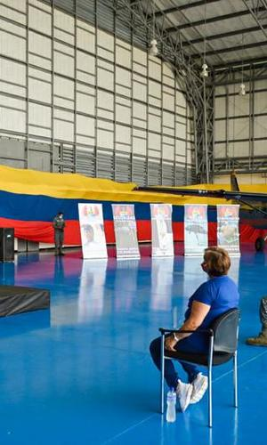 """""""Integridad Primero"""", campaña con la que se fortalece los principios y valores de su Fuerza Aérea"""