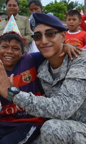 Comunidad Indígena Ticuna es beneficiada con Jornada Apoyo al Desarrollo en el Amazonas