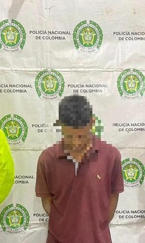 """CAPTURADO ALIAS """"Andy"""" MEDIANTE ORDEN JUDICIAL, POR EL DELITO DE HURTO CALIFICADO"""