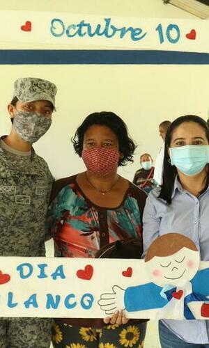 """Celebración con alegría y amor se conmemoró el """"Día Blanco"""" en el Amazonas"""