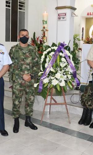 Sentido homenaje a las víctimas realizado en el Amazonas