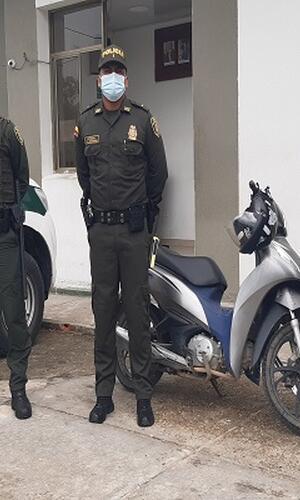 RECUPERAMOS MOTOCICLETA HURTADA EN TABATINGA-BRASIL