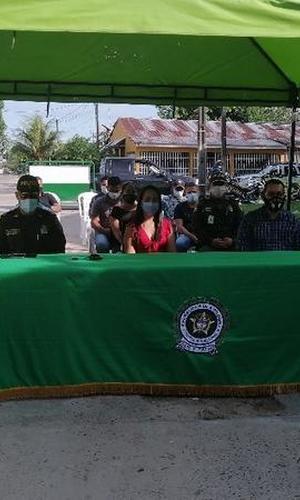 Policía Nacional presenta el 'Plan 100 contra el microtráfico'