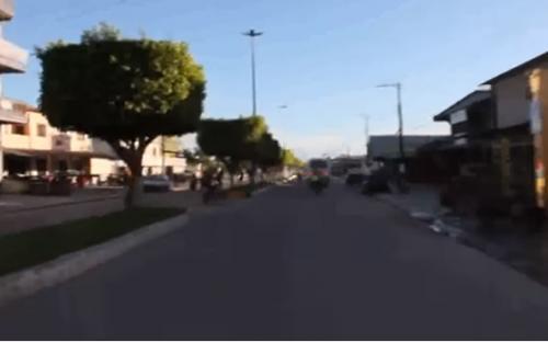 Calle de Tabatinga