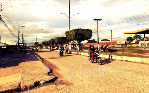 Ruas de Tabatinga