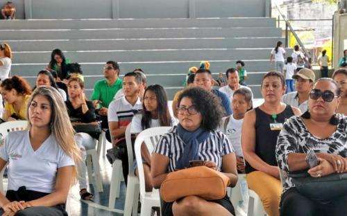 Así se llevó a cabo la Mesa Pública del Centro Zonal Leticia 2019