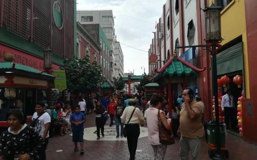 Lima Barrio Chino