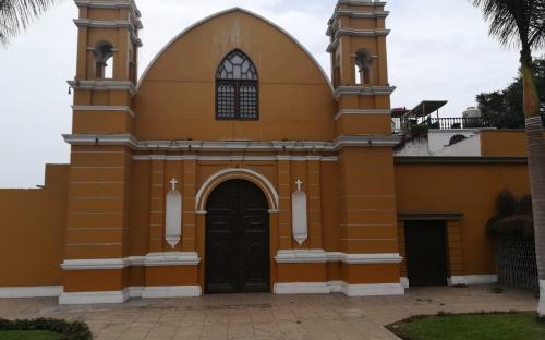 Iglesias en Peru