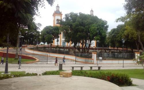 Igrejas na cidade de Manus