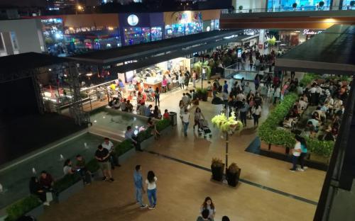 Centro comercial en Manaus