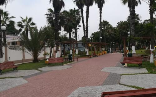 Calles en Peru