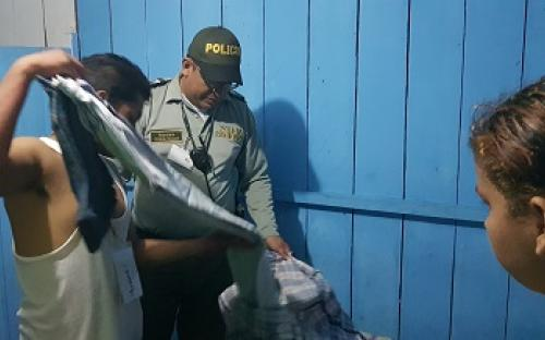 Operativos de control de la policía a los establecimientos turisticos en temporada de Confraternidad Amazonica
