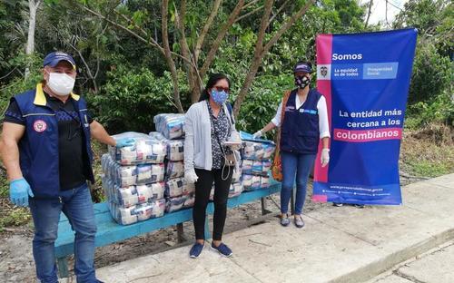 Beneficiarios que no han cobrado Ingreso Solidario en Amazonas