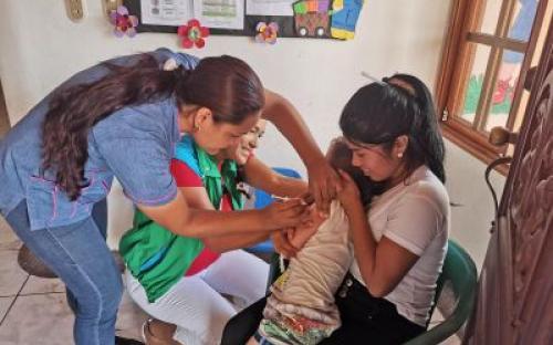 ICBF promueve jornadas de promoción en salud para la Primera Infancia en Leticia, Amazonas
