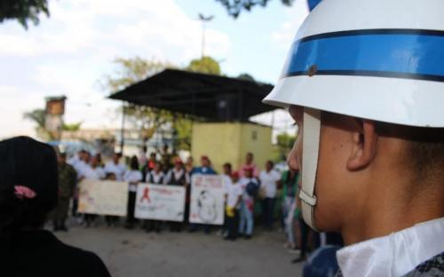 Campaña Contra la Trata de Personas en el Amazonas
