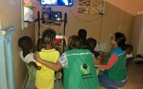 ICBF brinda apoyo psicosocial a cuatro menores de edad tras asesinato de mamá en Tierralta, Córdoba