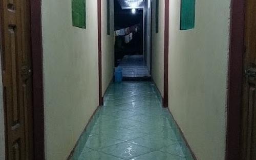 Corredor del hospedaje