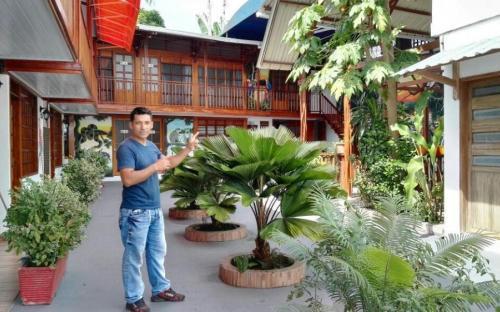 Ambientacion Hotel Ayahuasca