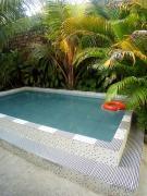 Piscina de hostel Anaira