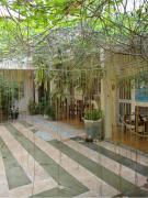Dentro del Hotel de La Selva