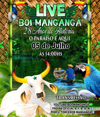 image for Live Boi Mangangá