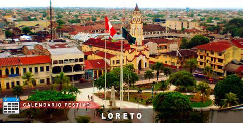image for Creación política del Departamento Marítimo Militar de Loreto