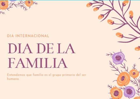 image for Día Internacional de la Familia