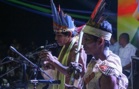 image for Festival autóctono de danza murga y cuento
