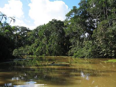 Foto: Lago Yaguarcaca