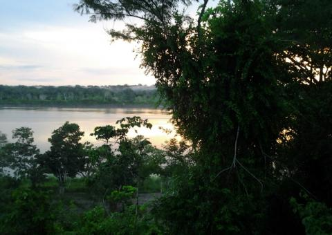 Paisajes por el Amazonas