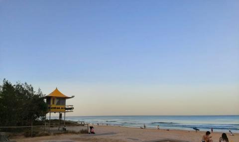 Playa en Gold Coast
