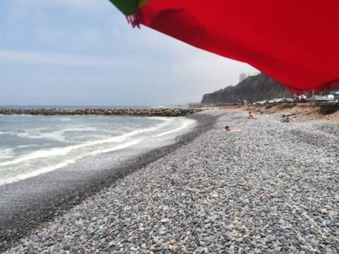 playa miraflores lima peru
