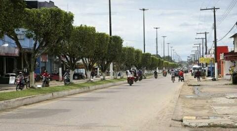 Mototaxista indígena sofre latrocínio na manhã de segunda-feira