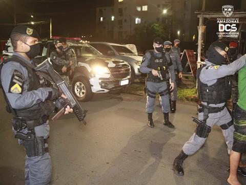 Polícia Militar prende 16 pessoas