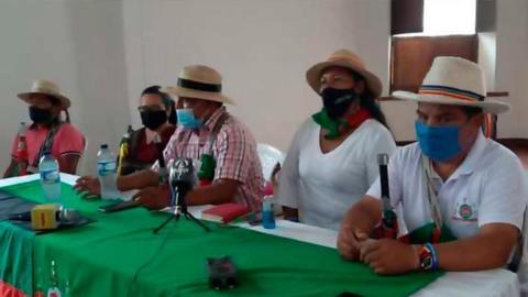 Asesinan a docente embera en Alto Baudó del Chocó
