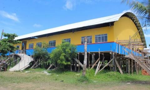 Comunidades rurais em Tabatinga vão receber novas escolas