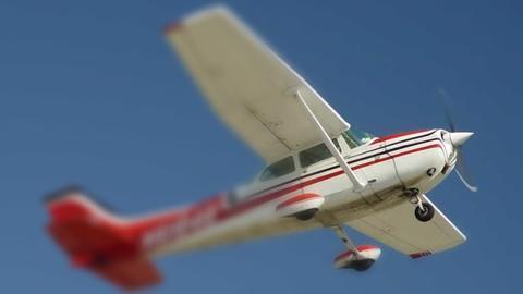 Aviones  de la Fuerza Aérea Colombiana buscan aeronave desaparecida
