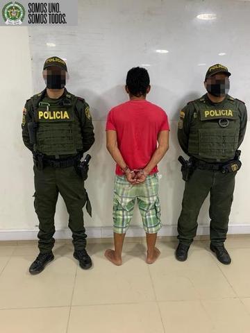 CON AYUDA DE LA COMUNIDAD, POLICÍA CAPTURA SUJETO POR EL DELITO DE HOMICIDIO