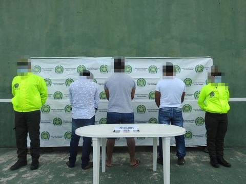 MEDIANTE DOS ALLANAMIENTOS EN LETICIA, POLICÍA DESMANTELA GRUPO DELINCUENCIAL CONOCIDO COMO LOS PILANTRAS
