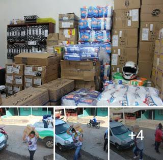 SEMSA entrega medicamentos e insumos às UBS's de Tabatinga