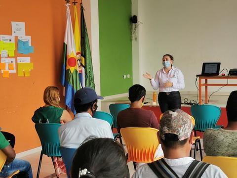 ICBF y Contraloría fomentan control social a los programas de primera infancia en Leticia, Amazonas