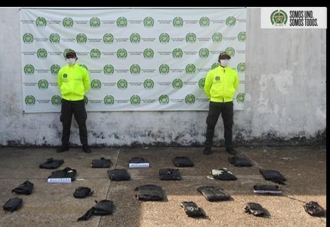 CONTROL EN LOS PRINCIPALES ACCESOS AL MUNICIPIO, PERMITE INCAUTACIÓN DE ESTUPEFACIENTES