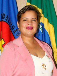 """A Câmara Municipal cassou meu mandato"""", informa a vereadora Marcela Tenório"""