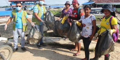 Cidade de Tabatinga realiza atividades da Semana do meio ambiente