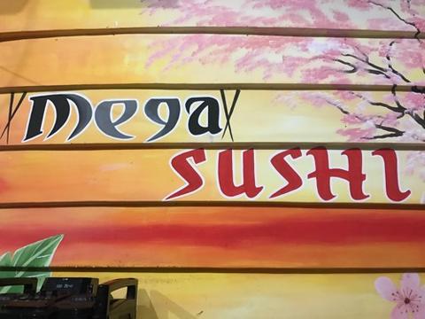 image for Mega Sushi