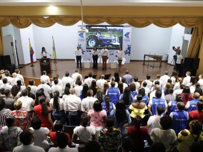 image for Sector de la Inclusión Social y la Reconciliación rindió cuentas al país