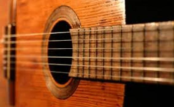 Un guitarrista